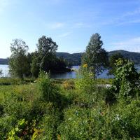 Sondre Green gård / AiR - Utsikt til Krøderen
