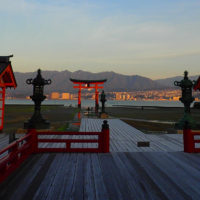 Itsukushima Shrine - Miyajima