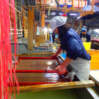 Awagami fabrikk, avdelingen for håndlaget papir, Kagawa