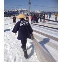 Snø- og solblekingEchigo-jofu, Ojiya-chijimi