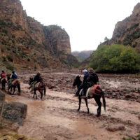 Tur i Atlas-fjellene